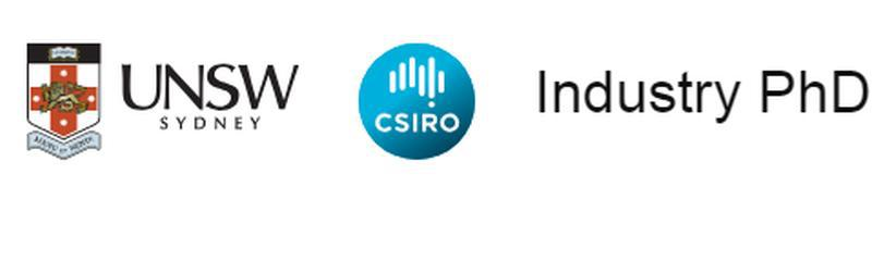 University of New South Wales-CSIRO Industry PhD Program