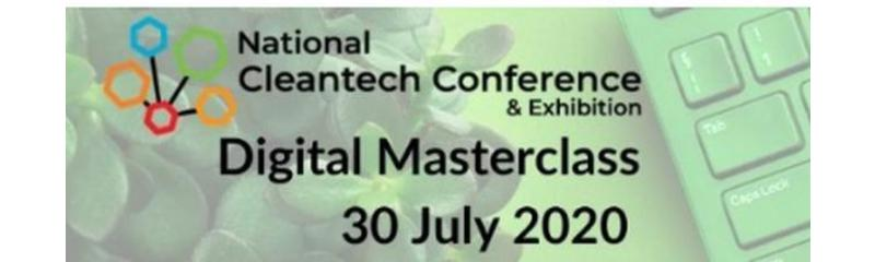Digital Masterclass - Lean and Green