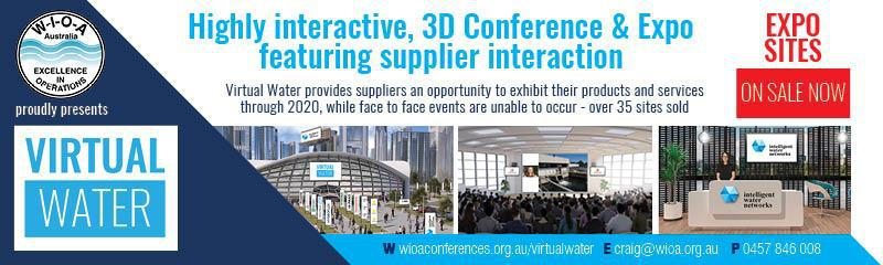 Virtual Water - Expo & Conferencing